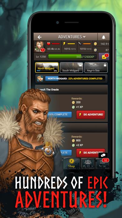 Viking Clan: Call of Valhalla screenshot one