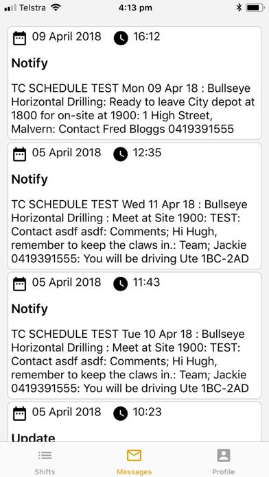 点击获取TC Schedule