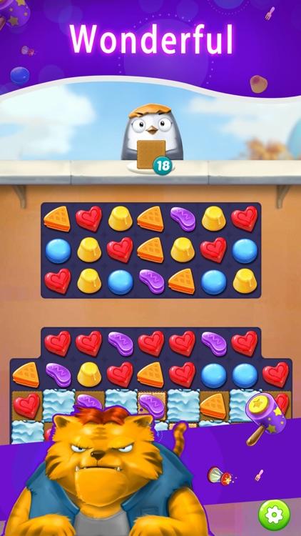 Cookie Blast - Puzzle Legend screenshot-4