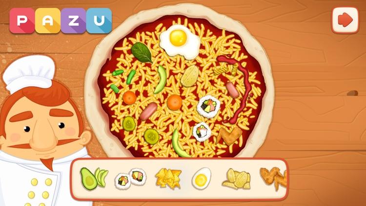 Pizza maker cooking games screenshot-3