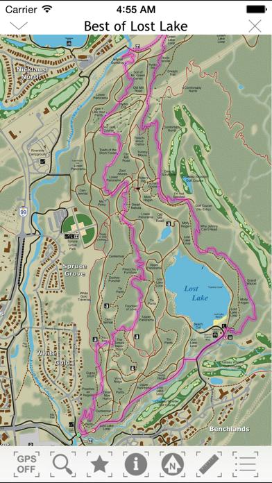 TrailMapps: Whistlerのおすすめ画像8