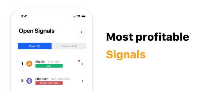 Binance App For Crypto Signals on the App Store