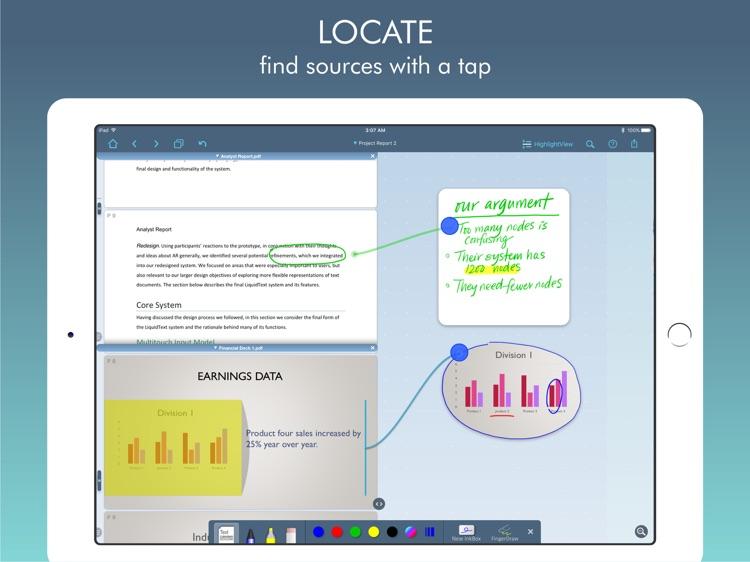 LiquidText Enterprise screenshot-3