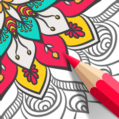 Adult Coloring Book   COLORS
