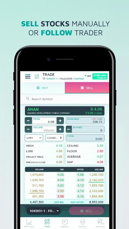 SKYNET Stock Trading screenshot-6