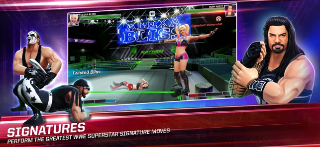 WWE Mayhem on the App Store