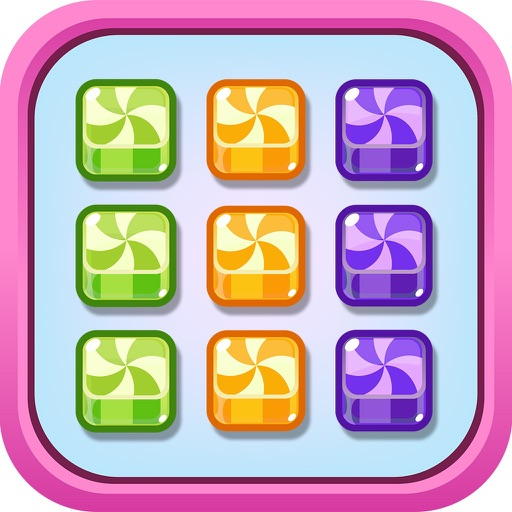 Sweet Candy - Match 3 Games