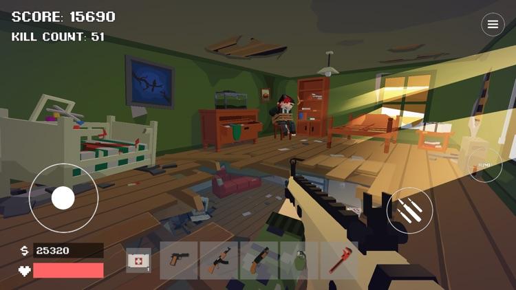 Pixel Combat: Zombies Strike screenshot-4
