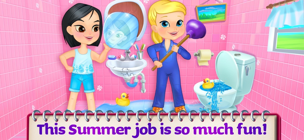 Fix It Girls - Summer Fun hack tool