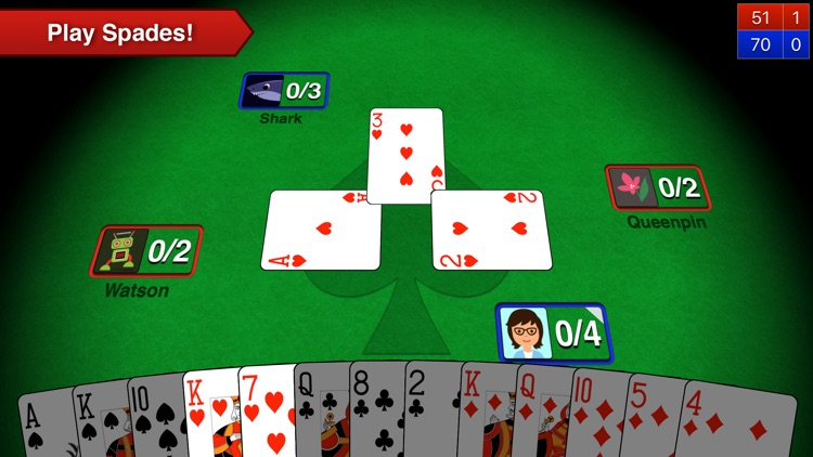 Spades++ screenshot-0