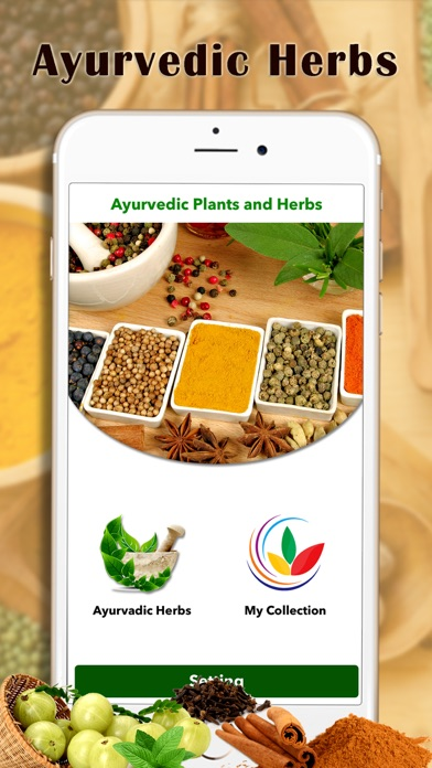 Screenshot #2 pour Ayurvedic Plants and Herbs