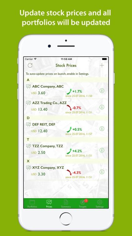 iInvestStock screenshot-3