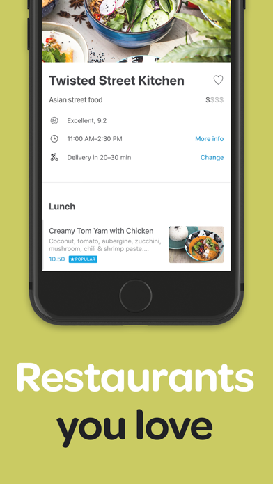 Wolt: Food delivery & takeaway for Windows