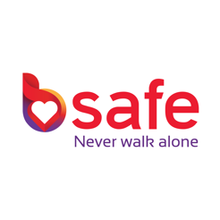 ‎bSafe - Personal Safety App