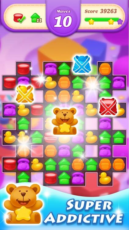 Toy Crush Block Puzzle Games