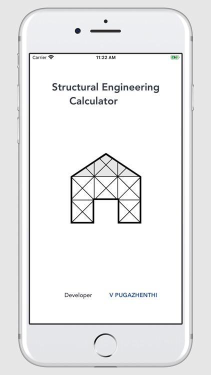 Structural Engineering Calc. screenshot-0