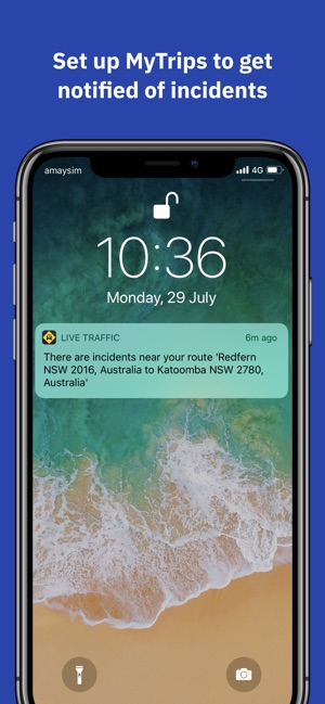 Live Traffic NSW on the App Store
