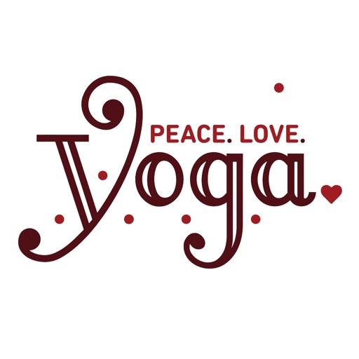 Peace Love Yoga Studios iOS App