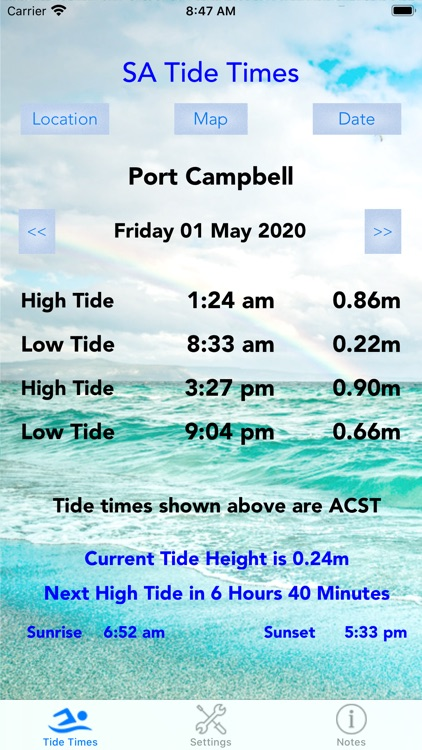 SA Tide Times screenshot-3