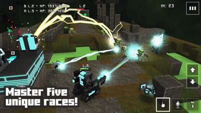 Block Fortress: Warのおすすめ画像3