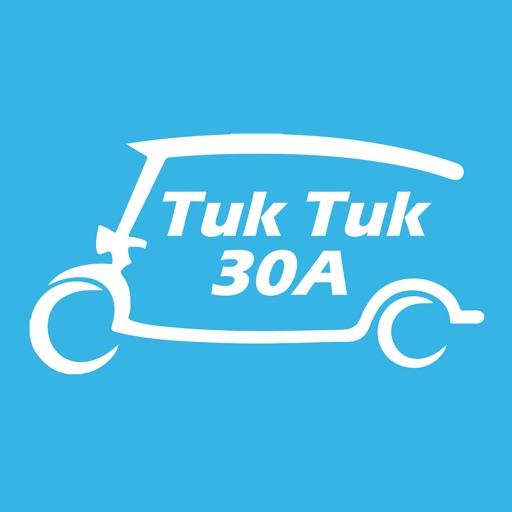Tuk Tuk 30A iOS App