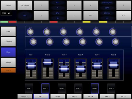 TribeTron 6X806 Drum Sequencer