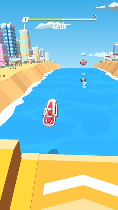 Screenshot for Flippy Race in Egypt App Store