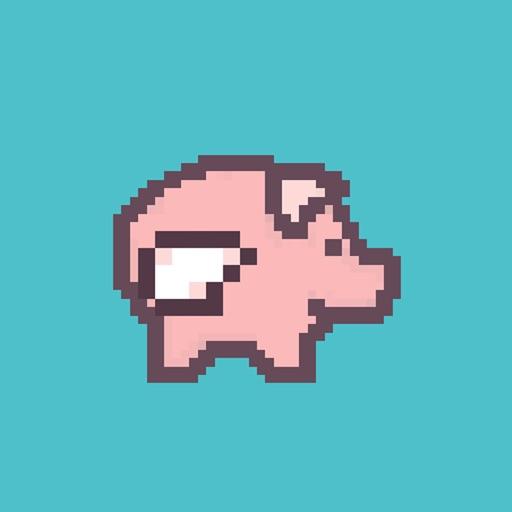 Bouncy Pig - Flappy Wings