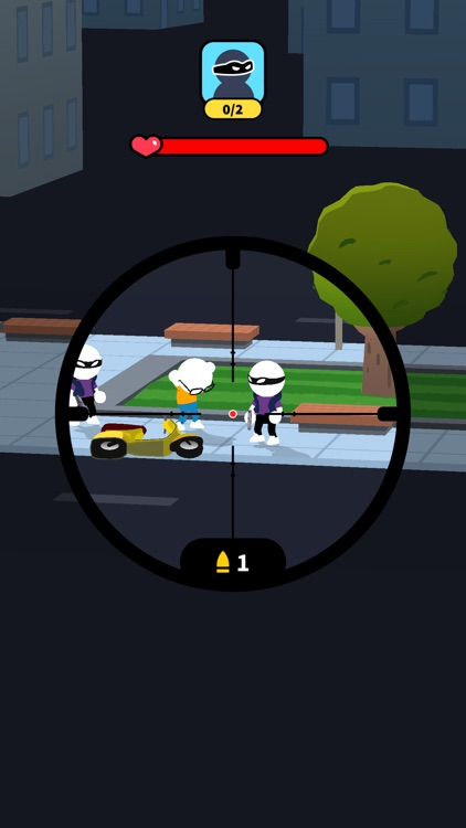 Johnny Trigger: Sniper screenshot-2