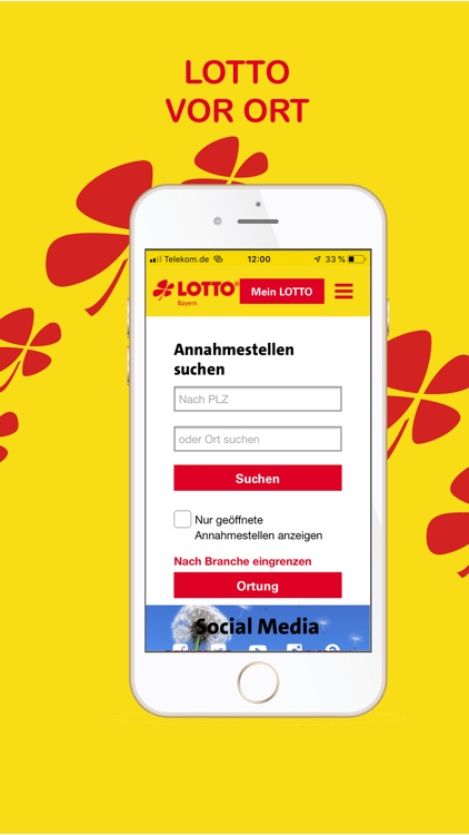 LOTTO Bayern screenshot-2