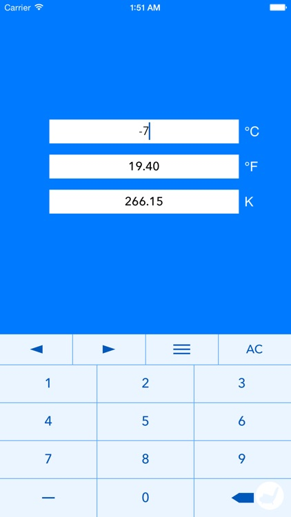 Temperature Converter screenshot-1