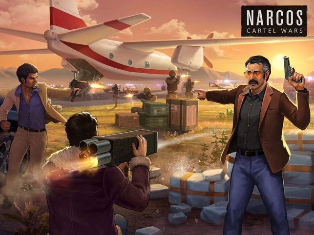 Narcos: Cartel Wars on the App Store