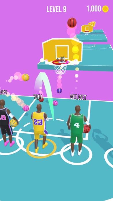 Basket Race screenshot 4