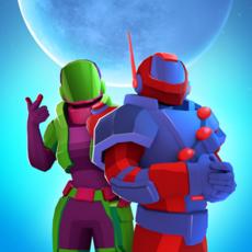 Space Pioner en top de juegos multijugador para Android y iOS