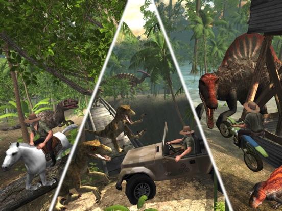 Screenshot #2 for Dino Safari: E-Pro