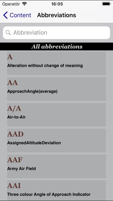 AviationCodeのおすすめ画像4