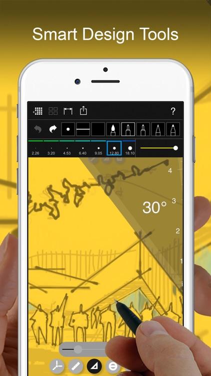Morpholio Trace - Sketch CAD screenshot-3