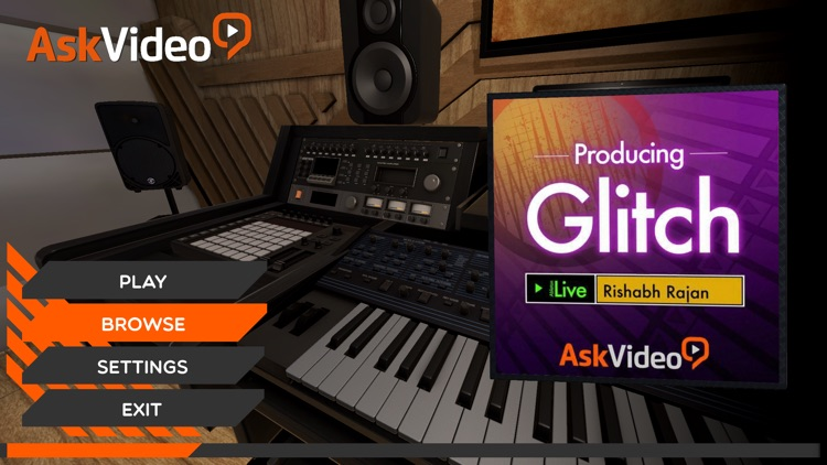 Produce Glitch Course For Live screenshot-0