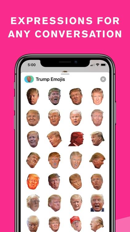 Trump Keyboard & Stickers screenshot-7