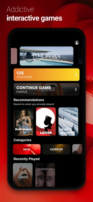 Storyline: Interactive Games on the App Store