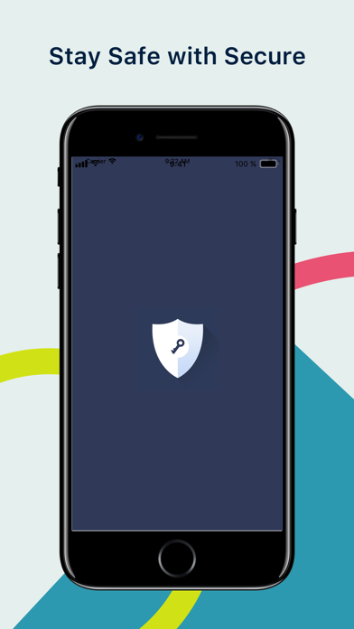 VPN - Proxy Master Unlimited Screenshot on iOS