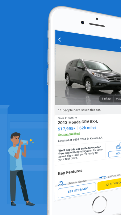 cancel CarMax: Used Cars for Sale app subscription image 1