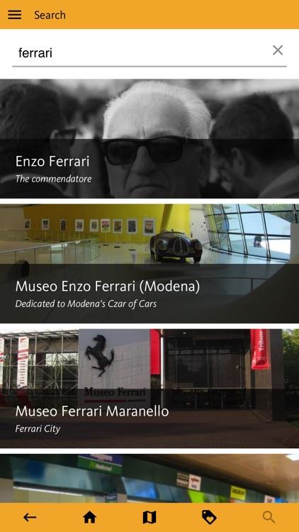 Bologna + Modena Art & Culture screenshot-5