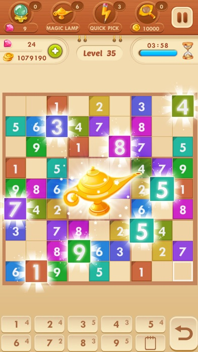 Sudoku Quest Color Number Game - by Hashcube Software