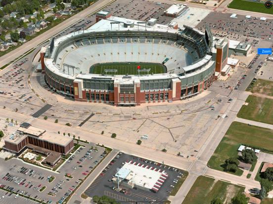 3D Sports Stadiums Lite screenshot 12