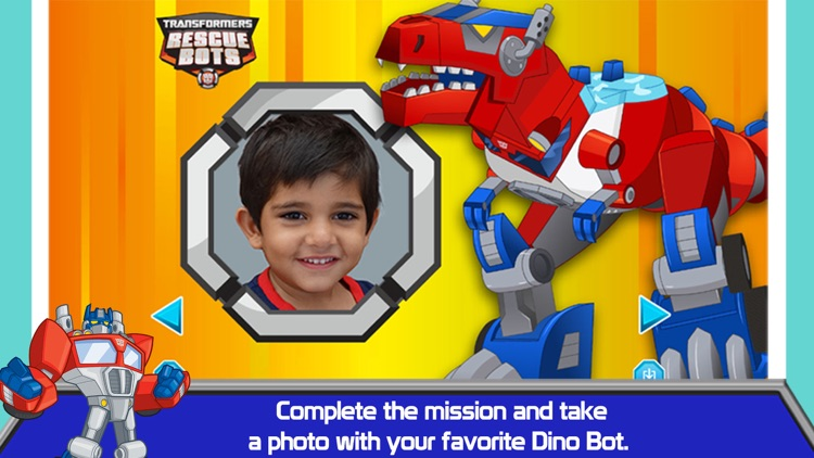 Transformers Rescue Bots: Dino screenshot-4