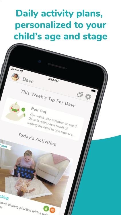 Playfully Baby Development App