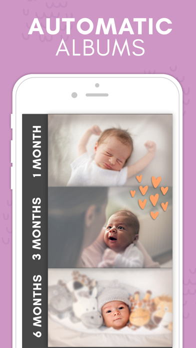 Precious - Baby Photo Art Screenshot