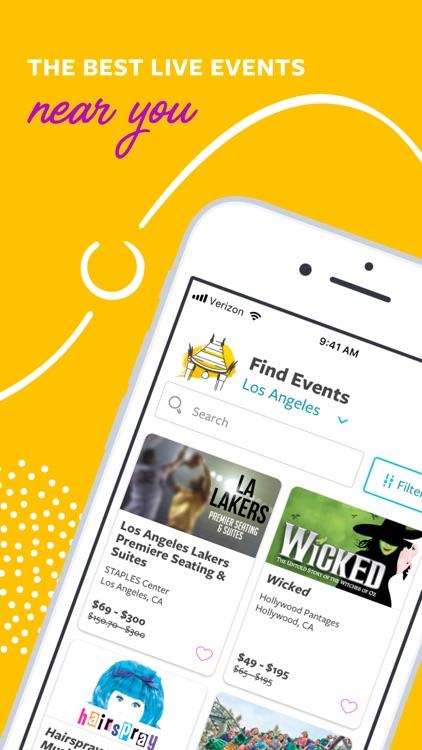 Goldstar Events
