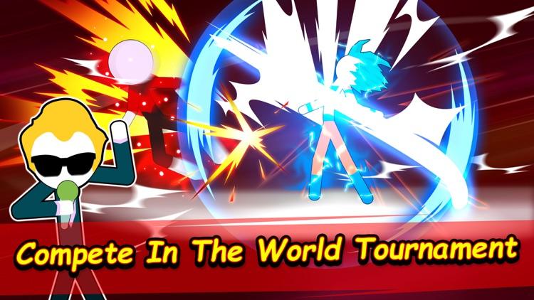 Stick Super Battle: War Fight screenshot-3